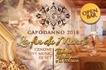 CAPODANNO CAVALLERINI 2017 2018 – OPEN BAR 31 Dicembre 2017