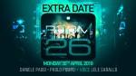 Room 26 30 aprile 2018