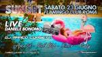 Flamingo Club Roma 23 giugno 2018