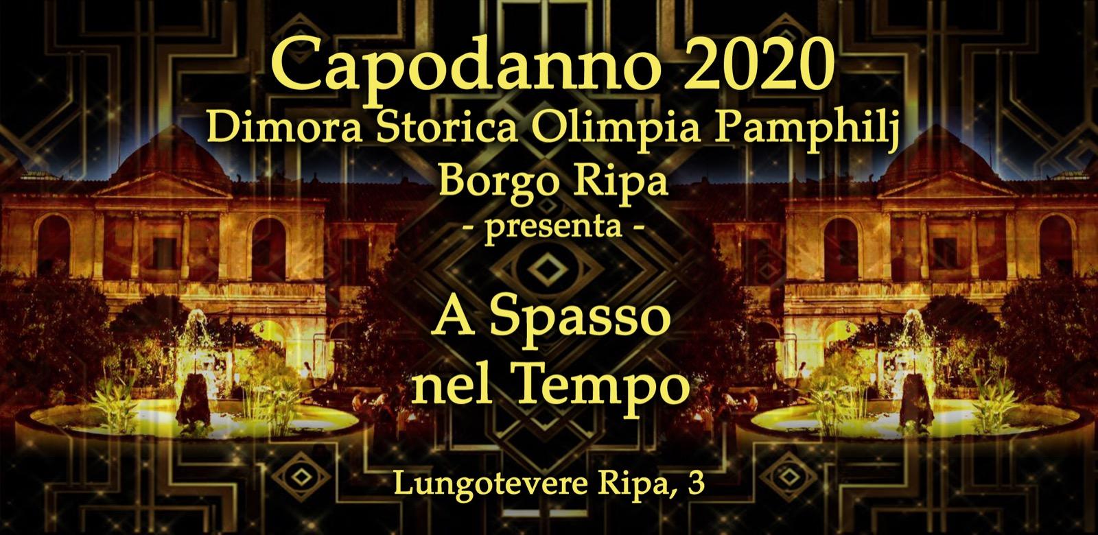 Capodanno Borgo Ripa Roma 2020 Tutti I Costi E Dettagli