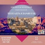 Terrazza gianicolo Roma 19 Settembre 2019