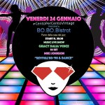 Bo.Bo. – Casa Del Jazz – venerdi 31 gennaio 2020 – Cento per Cento Vintage 31 Gennaio 2020