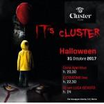 Cluster 31 ottobre 2017