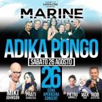 Marine village Ostia 26 agosto 2017