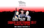 Salotto Palatino sabato 23 settembre 2017 – Apericena e discoteca 23 settembre 2017