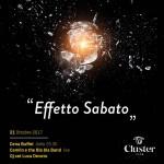 Cluster 21 ottobre 2017